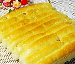 燕麦葡萄干排包的做法