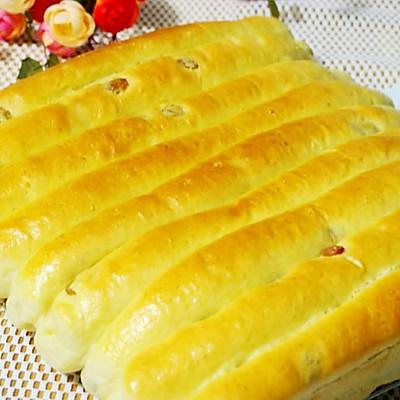 燕麦葡萄干排包