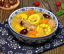 #我们约饭吧#玉米排骨汤的做法