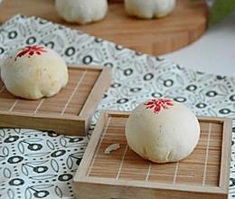 中式小点心—红豆沙印花酥皮(附印花方法)的做法