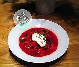俄罗斯红菜头汤的做法