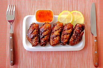 可樂雞翅(無油版)