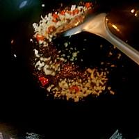 蒜蓉花椒炒长豆角(豇豆)的做法图解4