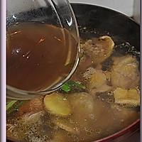 花菇炖鸡汤的做法图解6