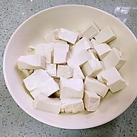 蟹黄豆腐南瓜羹#给老爸做道菜#的做法图解2