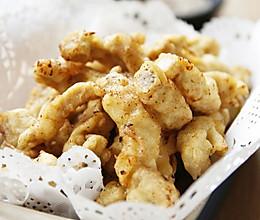 豆果独家:椒盐里脊的做法