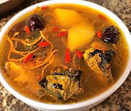 补气养血红枣枸杞乌鸡汤(滋补药膳)的做法