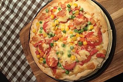 自制披萨(6寸两个的量)