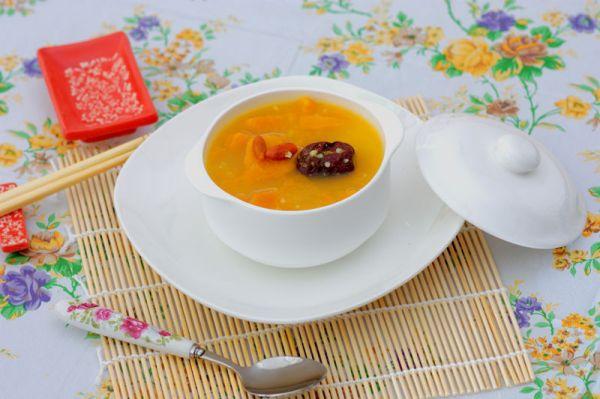 养胃汤粥南瓜小米粥的做法