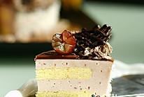 【免烤芝士蛋糕】——覆盆子芝士慕斯的做法