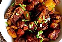 红烧排骨炖土豆(炒锅版)的做法