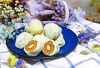 香甜拉丝小奶枣的做法