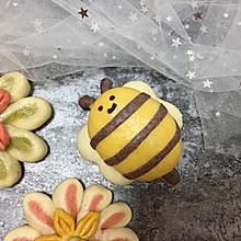 #柏翠辅食节-营养佐餐#小蜜蜂馒头