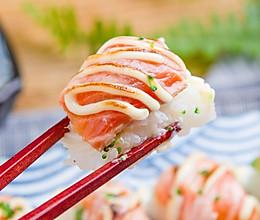 炙烤三文鱼寿司的做法