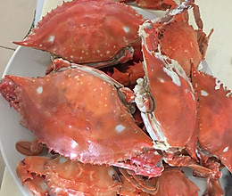 清蒸螃蟹的做法