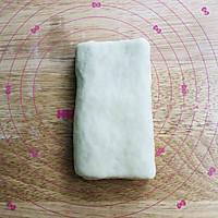咸蛋黄肉松吐司的做法图解7
