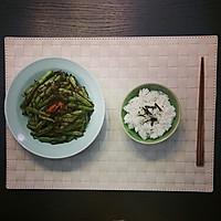 梅干菜干煸刀豆(四季豆)的做法图解10