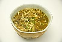 酸辣汤|美食台的做法