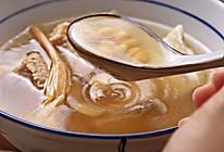 黄花菜白莲子葛根瘦肉汤的做法