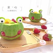 生活中的小美好——青蛙王子果拼