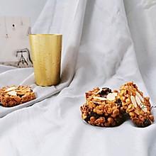 燕麦蛋白饼干
