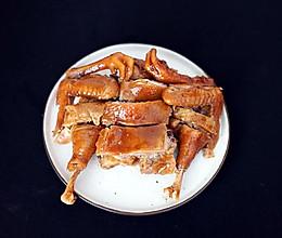 电饭锅版豉油鸡的做法