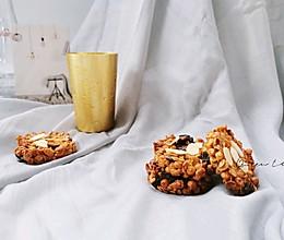 燕麦蛋白饼干的做法