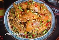 沙姜凉拌猪蹄的做法