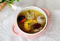 #我们约饭吧#玉米鸡汤煲的做法