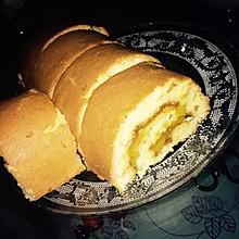 毛巾蛋糕卷