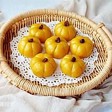 Q萌的栗子南瓜饼#KitchenAid的美食故事#