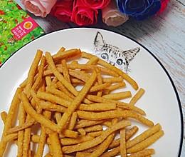 咪咪虾条小零食的做法