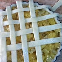 「网格」清香菠萝派的做法图解9
