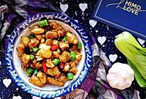 #一道菜表白豆果美食#湘味~农家小炒鸡的做法