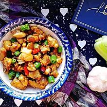 #一道菜表白豆果美食#湘味~农家小炒鸡