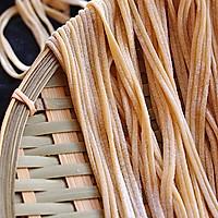 竹升面 【简单步骤做出传统面条】的做法图解17