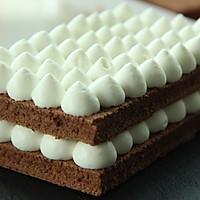 谁都能学会的裱花款式——可可蛋糕的做法图解11