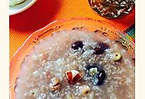红豆芡实薏米粥的做法
