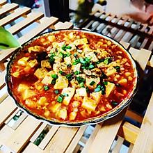 #餐桌上的春日限定#鲜香麻辣的麻婆豆腐