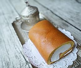 日式棉花糖布司卷+#相约MOF#的做法