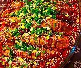 口味琵琶虾的做法