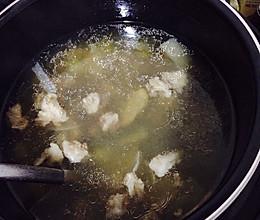 家常牛肉汤的做法