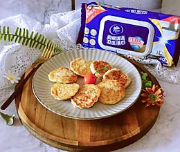 #厨房有维达洁净超省心#低脂奶香燕麦饼的做法