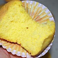 无水无油不回缩不开裂-纸杯蛋糕的做法图解10