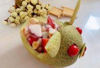 #餐桌上的春日限定#小猪水果沙拉的做法