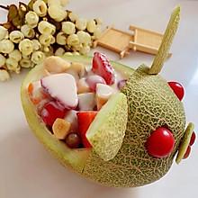 #餐桌上的春日限定#小猪水果沙拉