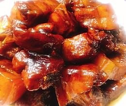上海本帮菜之红烧肉的做法