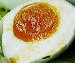 自制出油咸鸭蛋的做法