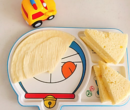 好吃不上火的蒸蛋糕(10个月➕宝宝辅食)的做法