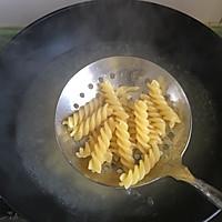 芝士南瓜焗意面#松下电烤箱美食#的做法图解5
